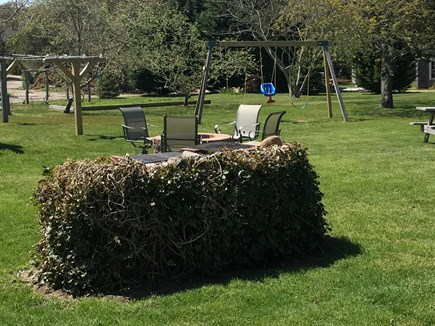 Brewster Cape Cod vacation rental - Relax in the yard