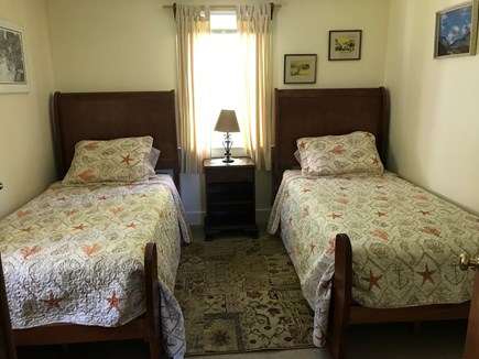 Brewster Cape Cod vacation rental - Twin Room