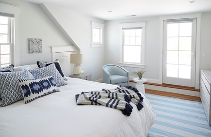 Chatham, In Town Cape Cod vacation rental - Master bedroom