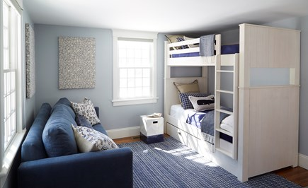 Chatham, In Town Cape Cod vacation rental - Bunk Room