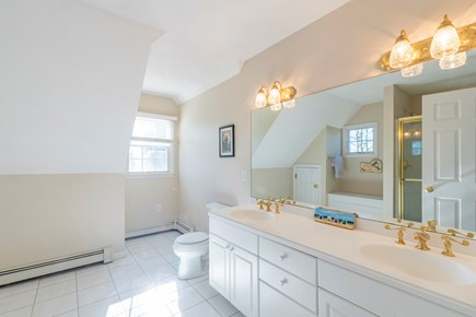 Chatham Cape Cod vacation rental - Master Bath