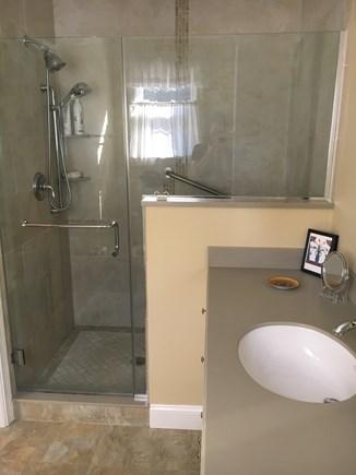 Eastham Bayside Cape Cod vacation rental - Master Bath