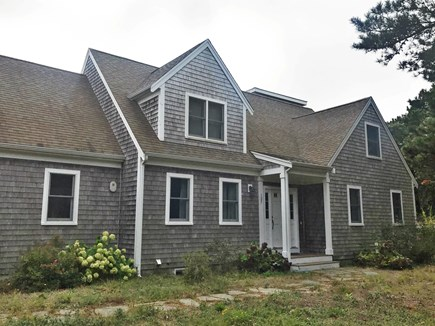 Eastham Bayside Cape Cod vacation rental - Front of House