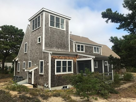 Eastham Bayside Cape Cod vacation rental - Back of House