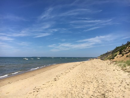 Eastham Bayside Cape Cod vacation rental - Private Association Beach at High Tide