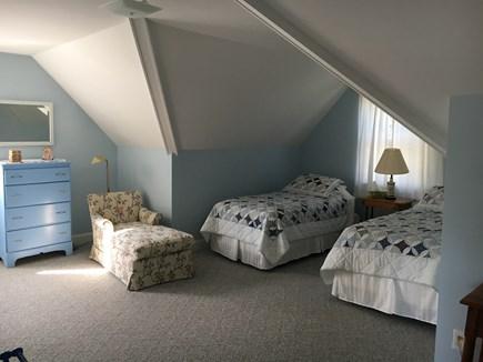 Eastham Bayside Cape Cod vacation rental - 2nd Floor Blue Bedroom