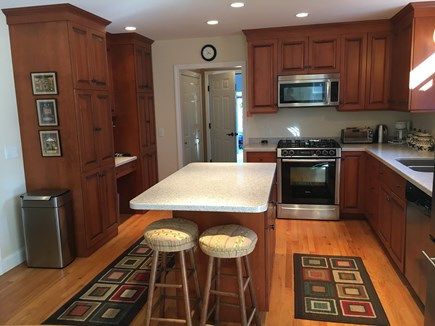 Eastham Bayside Cape Cod vacation rental - Kitchen
