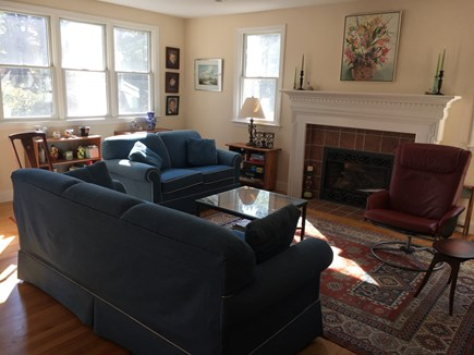 Eastham Bayside Cape Cod vacation rental - Living Room