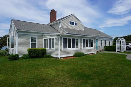 North Falmouth Cape Cod vacation rental - Exterior Back