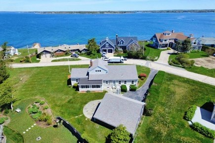 North Falmouth Cape Cod vacation rental - Aerial view