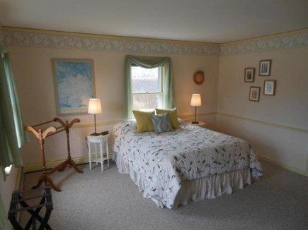 North Falmouth Cape Cod vacation rental - Master with queen bed and private full bath