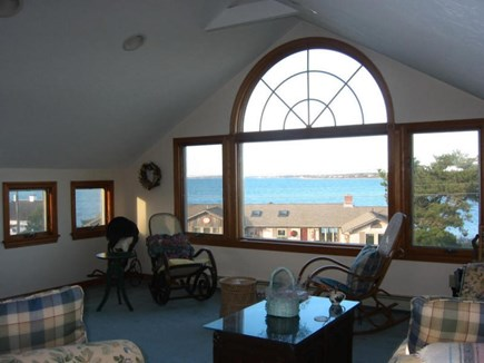 North Falmouth Cape Cod vacation rental - 2nd floor loft with water views