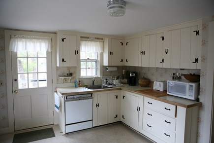 West Harwich Cape Cod vacation rental - Kitchen