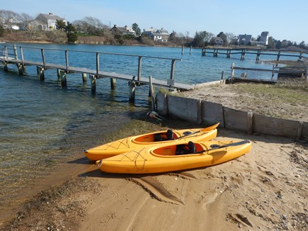 West Harwich Cape Cod vacation rental - 2 Kayaks for tenant use