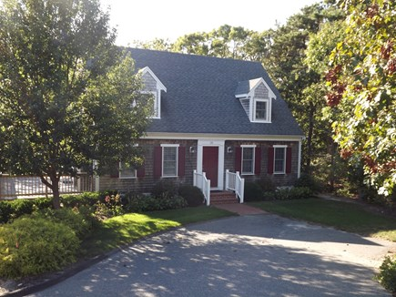 Chatham Cape Cod vacation rental - Front of House Located at End of Cul-de-Sac