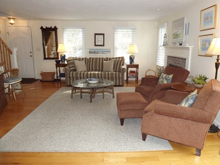 Chatham Cape Cod vacation rental - Spacious Living Area with Comfortable Seating