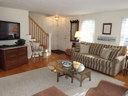 Chatham Cape Cod vacation rental - Living Room with Large Flat Screen TV
