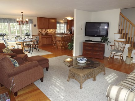 Chatham Cape Cod vacation rental - Open Floor Plan