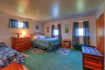 East Sandwich Cape Cod vacation rental - Bedroom w/Queen & Twin on main level.