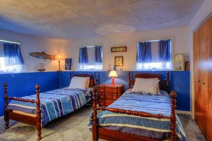 East Sandwich Cape Cod vacation rental - Bedroom w/2 Twins on lower level.
