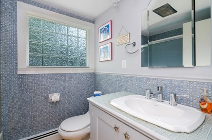 Brewster Cape Cod vacation rental - Downstairs full bathroom