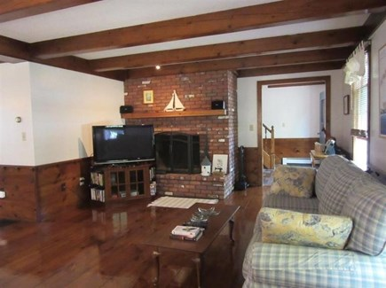 Eastham Cape Cod vacation rental - Living room -- plenty of space for everyone!