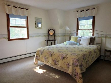 Eastham Cape Cod vacation rental - Second bedroom -- Queen