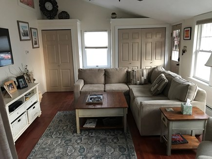 Falmouth Cape Cod vacation rental - Great Room-Wide Screen TV, Cable/WiFi