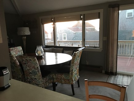 Falmouth Cape Cod vacation rental - Ocean view Dining Area