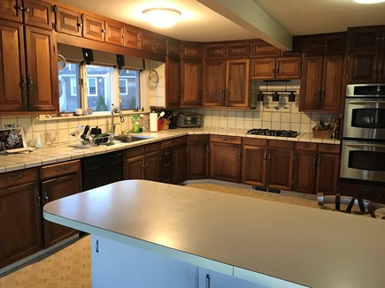 Falmouth Cape Cod vacation rental - Spacious kitchen, fully equipped