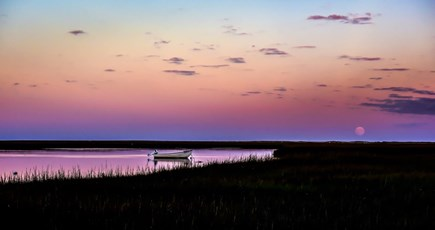 Eastham Cape Cod vacation rental - Sunrise at hemenway boat ramp across the street near fort hill