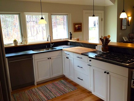 Wellfleet Cape Cod vacation rental - Well-equipped kitchen