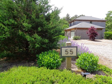 Wellfleet Cape Cod vacation rental - Welcome To 55! Your own private oasis, yet close to the village