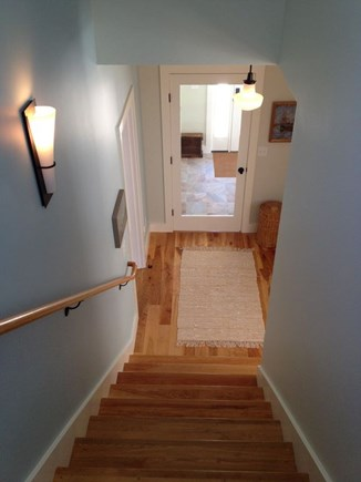 Wellfleet Cape Cod vacation rental - Let's go upstairs!