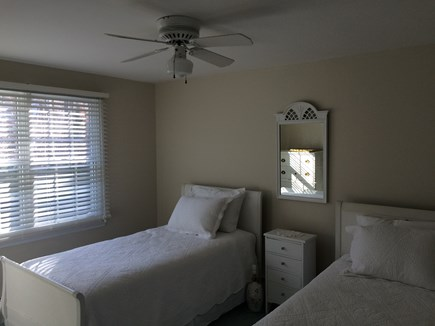 East Dennis Cape Cod vacation rental - Second Floor - 3rd Bedroom - 2 comfortable twin beds!
