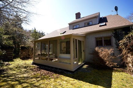 Brewster Cape Cod vacation rental - Outside with plenty of yard space on all sides