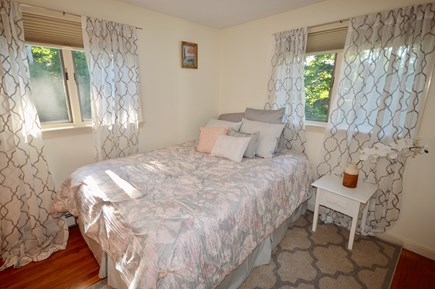Brewster Cape Cod vacation rental - Main level queen room - will have AC