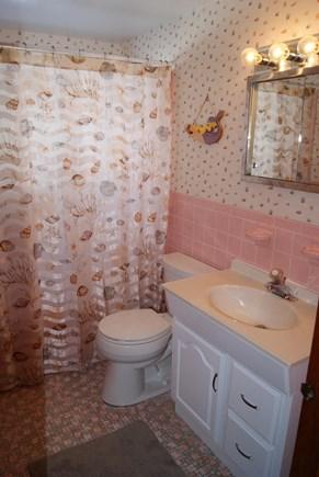 Harwichport Cape Cod vacation rental - Bathroom.