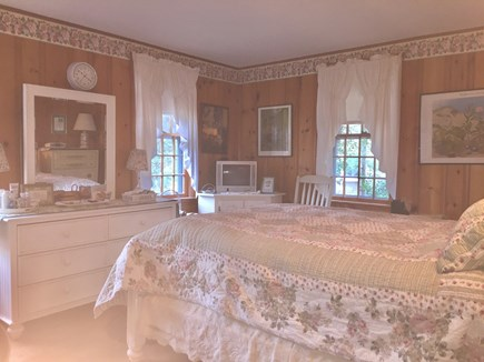 Brewster Cape Cod vacation rental - 2nd bedroom with full on first floor