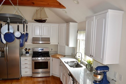 Harwich Cape Cod vacation rental - Open, bright kitchen
