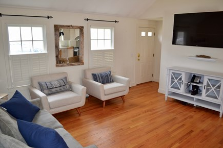 Harwich Cape Cod vacation rental - Open living area as you enter the house