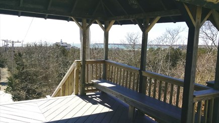 Centerville, Craigville Centerville vacation rental - View from the Gazebo