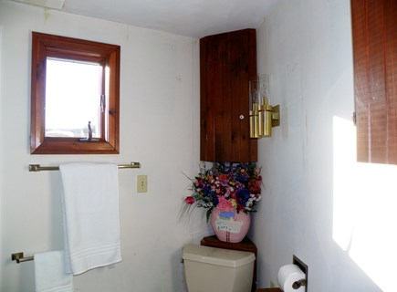 South Yarmouth Cape Cod vacation rental - The full bathroom on the second floor