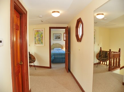 South Yarmouth Cape Cod vacation rental - The second floor