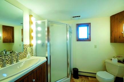 South Yarmouth Cape Cod vacation rental - Full Bathroom with shower - 2nd floor