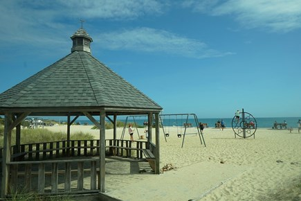 South Yarmouth Cape Cod vacation rental - Parker's Beach with Playground: < 5 minute stroll along Shore