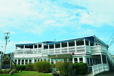 South Yarmouth Cape Cod vacation rental - 5 min walk to Skipper Chowder House across Parker's Beach