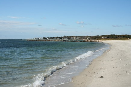 Oceanfront Residential Hyannis Cape Cod vacation rental - Our Beautiful beach...nap or explore!