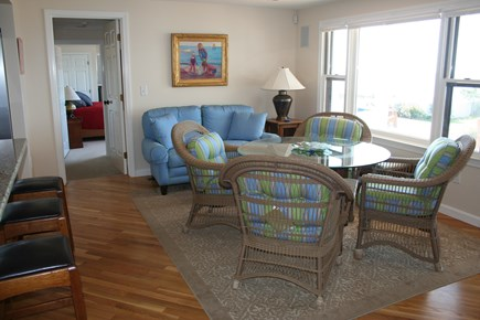Oceanfront Residential Hyannis Cape Cod vacation rental - The Keeping Room ...relax and connect with friends and family.