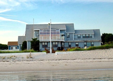 Oceanfront Residential Hyannis Cape Cod vacation rental - Beautiful Home Right on the Water with Private Beach!